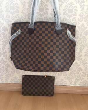 CE07 Louis Vuitton Neverfull MM Ebene