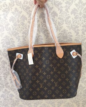 CE07 Louis Vuitton Neverfull MM Monograma