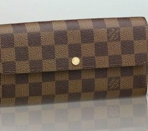CL03 Carteira Louis Vuitton Ebene