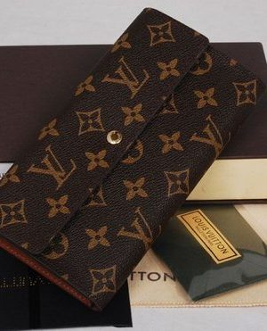 CL03 Carteira Louis Vuitton Monograma