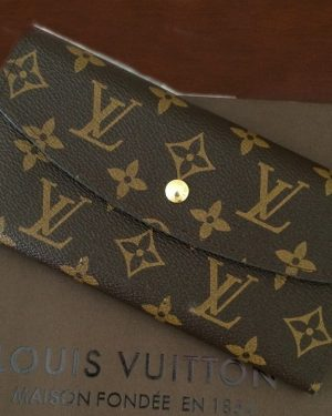 CL02 Carteira Louis Vuitton Monograma