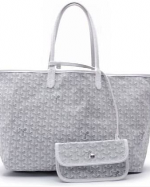 Goyard Saint Louis Off White Premium