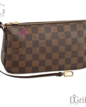 CL02 Louis Vuitton Pochette Damier Ebene